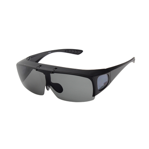 Flip Up Large Polarized Fit over Sunglasses