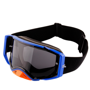 Anti Fog Racing Motocross Goggles with Tear Offs