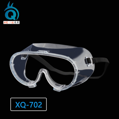 2020 Hot Sale CE Clear Anti-fog Safety Goggles