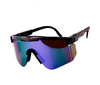 Oversized Polarized Sports Sunglasses for Mens Womens